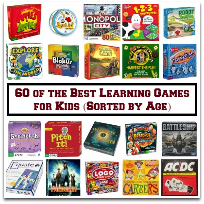 Learning Games for Kids Collage - resized