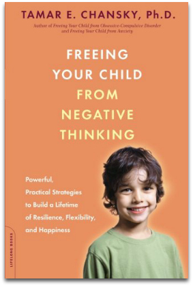 Sad or Depressed: Freeing Your Child From Negative Thinking - Book Cover - 283 X 418
